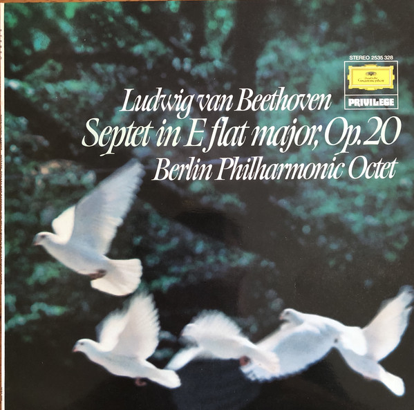 Beethoven - Berlin Philharmonic Octet Septet in E Flat Major, Op. 20
