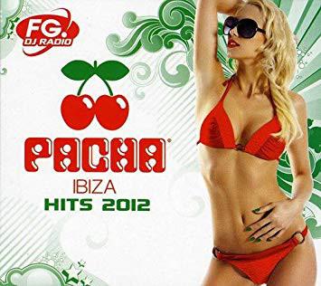 Various Pacha Ibiza Hits 2012 CD