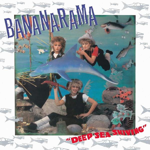 Bananarama Deep Sea Skiving Vinyl