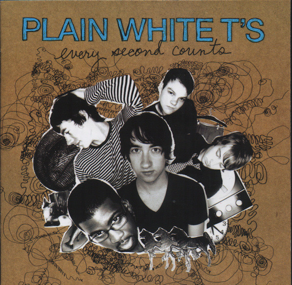 Plain White Ts Every Second Counts