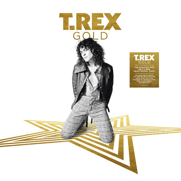 T.Rex Gold Vinyl
