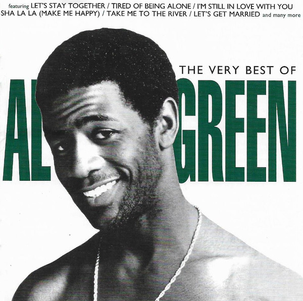 Green, Al The Very Best Of