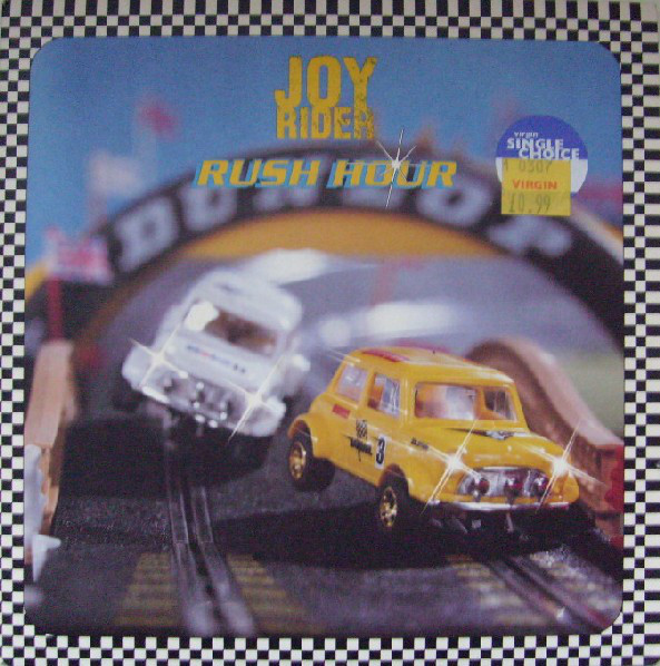 Joy Rider Rush Hour Vinyl