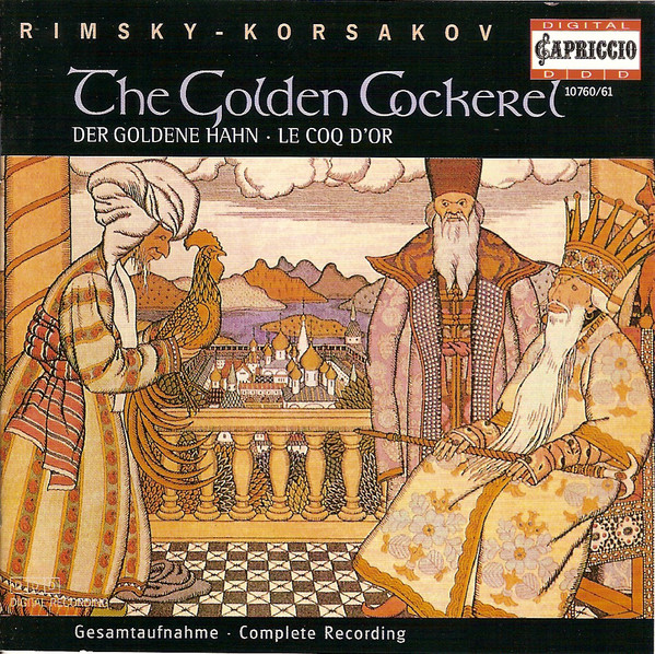 Rimsky-Korsakov - Dimiter Manolov The Golden Cockerel