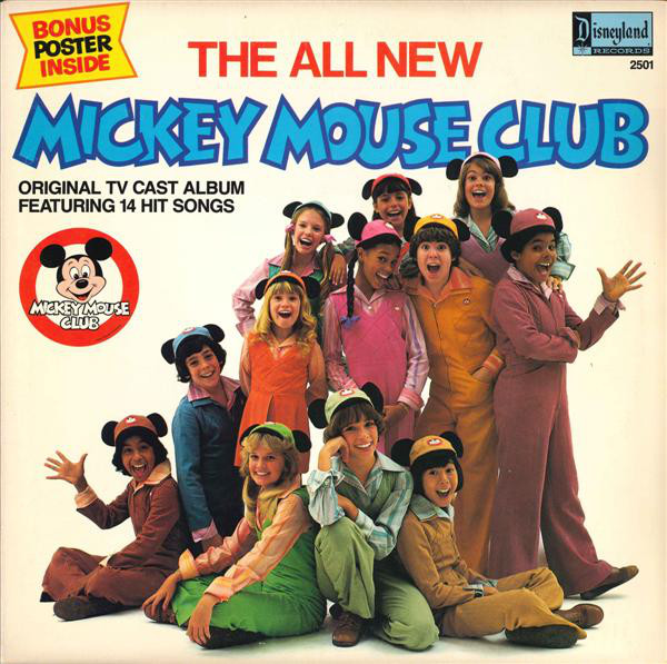 Mickey Mouse Club The All New Mickey Mouse Club