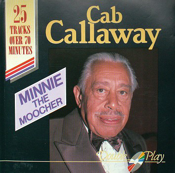Cab Calloway Minnie The Moocher Vinyl