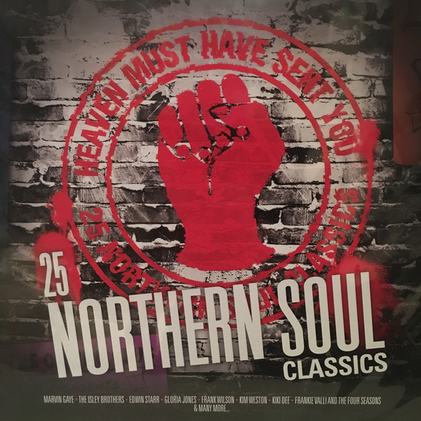 Various Heaven Must Have Sent You - 25 Northern Soul Classics Vinyl
