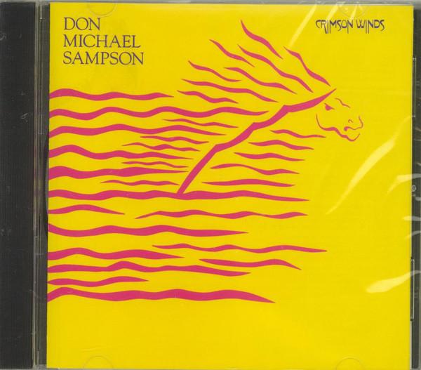 Sampson, Don Michael Crimson Winds Vinyl