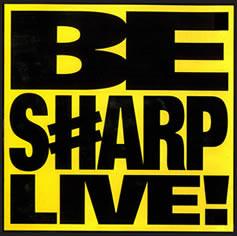 Be Sharp Live! Vinyl