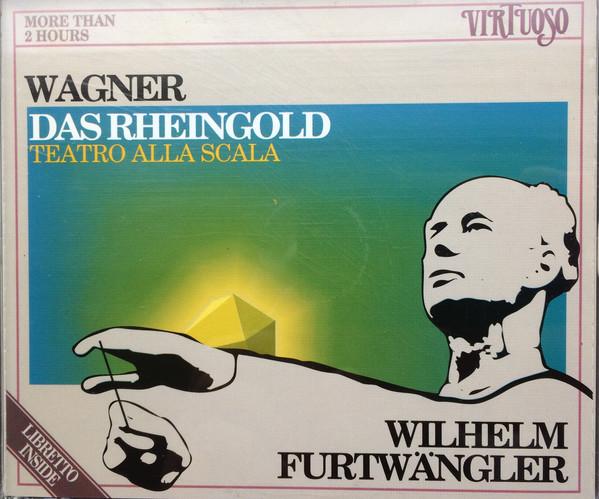 Wagner - Wilhelm Furtwangler Das Rheingold