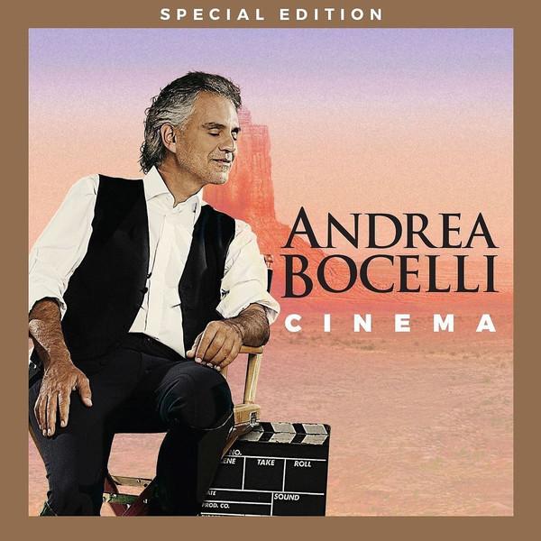 Bocelli, Andrea Cinema CD
