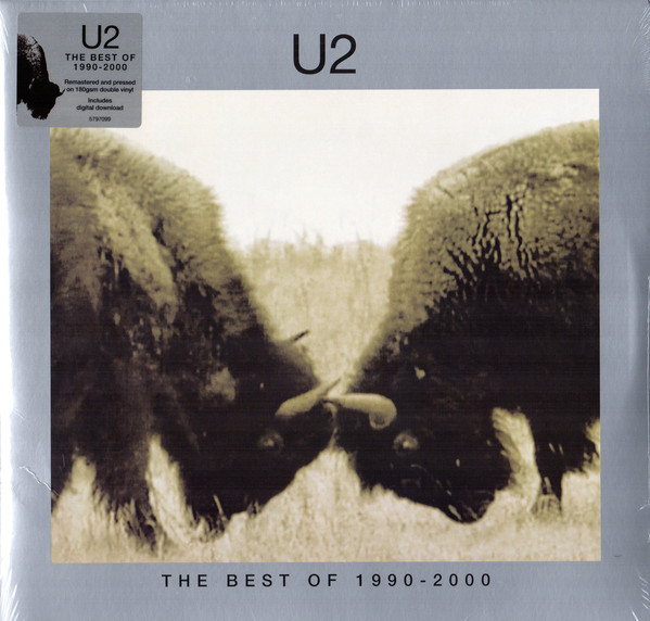 U2 The Best Of 1990-2000