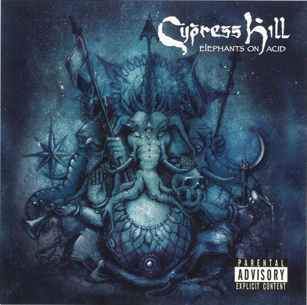 Cypress Hill Elephants On Acid Vinyl