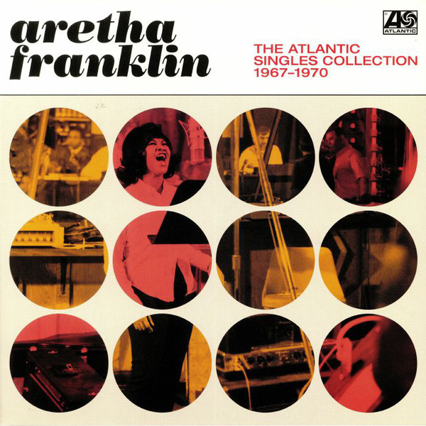 Franklin, Aretha The Atlantic Singles Collection 1967-1970