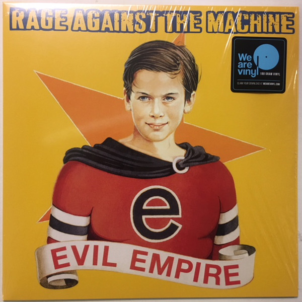 Rage Against The Machine Evil Empire Vinyl