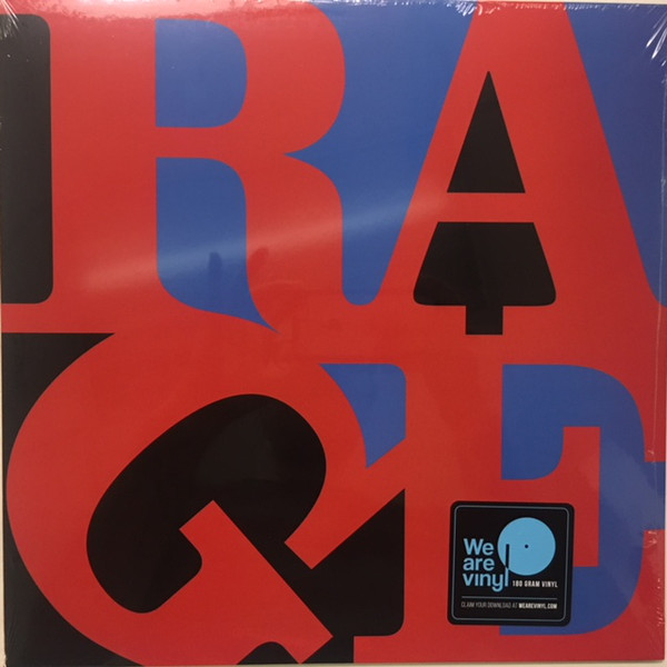 Rage Against The Machine Renegades Vinyl