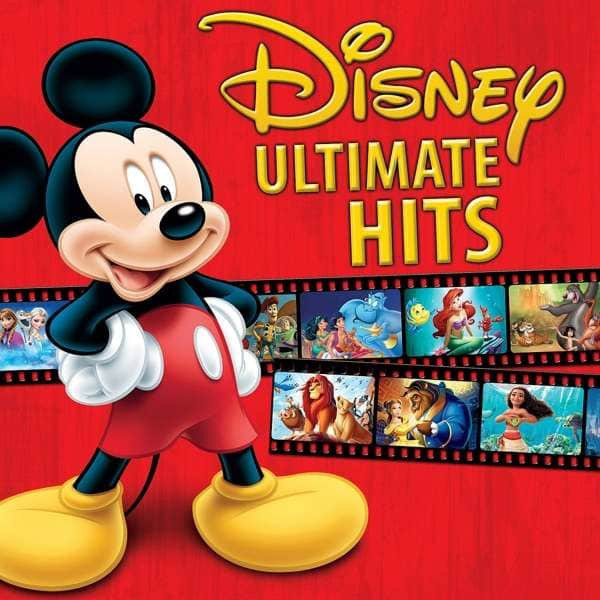 Disney Disney Ultimate Hits Vinyl