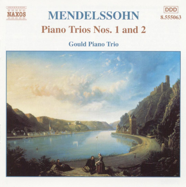 Mendelssohn - Gould Piano Trio Piano Trios Nos. 1 and 2
