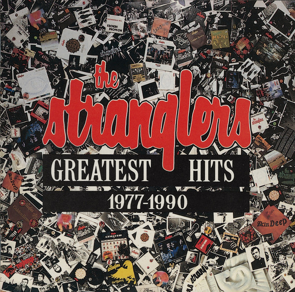(The) Stranglers Greatest Hits 1977-1990 Vinyl