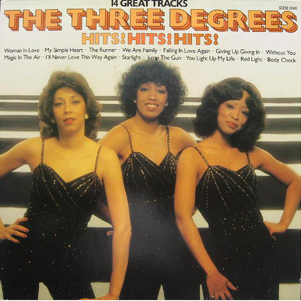 Three Degrees (The) Hits! Hits! Hits!
