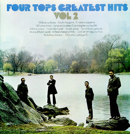 The Four Tops Greatest Hits Vol. 2