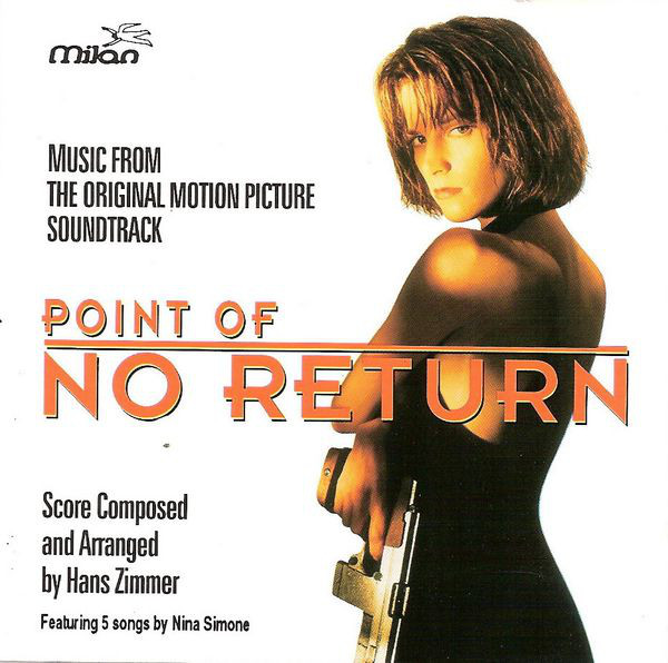 Hans Zimmer Point Of No Return - Original Motion Picture Soundtrack CD