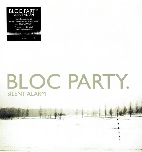 Bloc Party Silent Alarm Vinyl