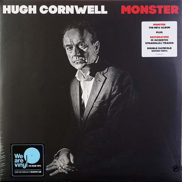 Cornwell, Hugh Monster Vinyl
