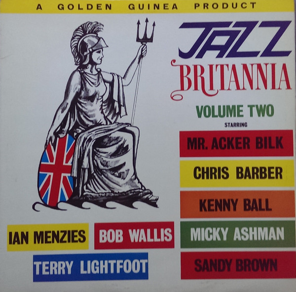 Various Jazz Britannia Volume Two