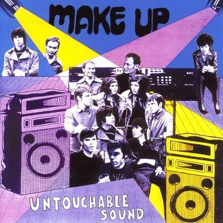 Make Up Untouchable Sound CD