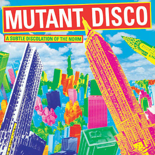 Various Mutant Disco Volume 1 - A Subtle Discolation Of The Norm  CD