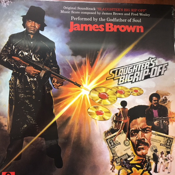 James Brown Slaughter's Big Rip-Off  Vinyl