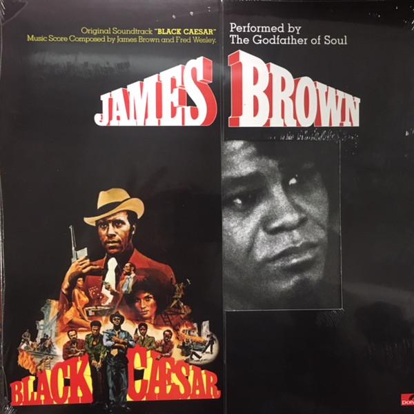 James Brown Black Caesar  Vinyl