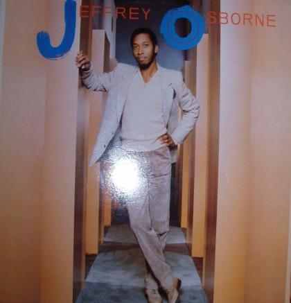 Osborne, Jeffrey Jeffrey Osborne Vinyl