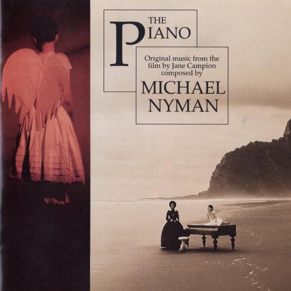 Michael Nyman The Piano Vinyl