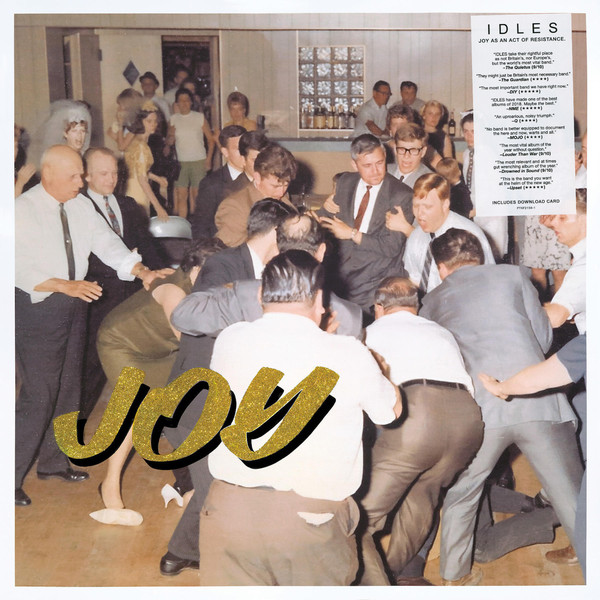 Idles Joy As An Act Of Resistance Vinyl