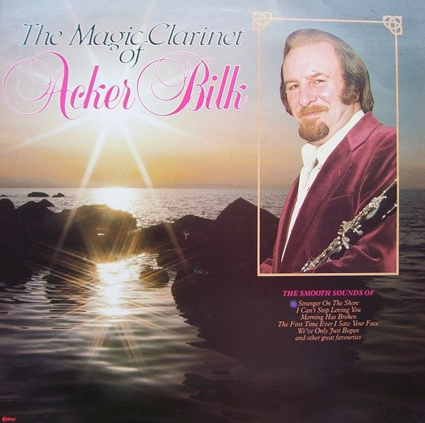 Bilk, Acker The Magic Clarinet Of Acker Bilk Vinyl