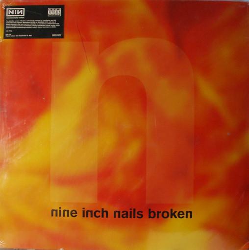 Nine Inch Nails Broken Vinyl