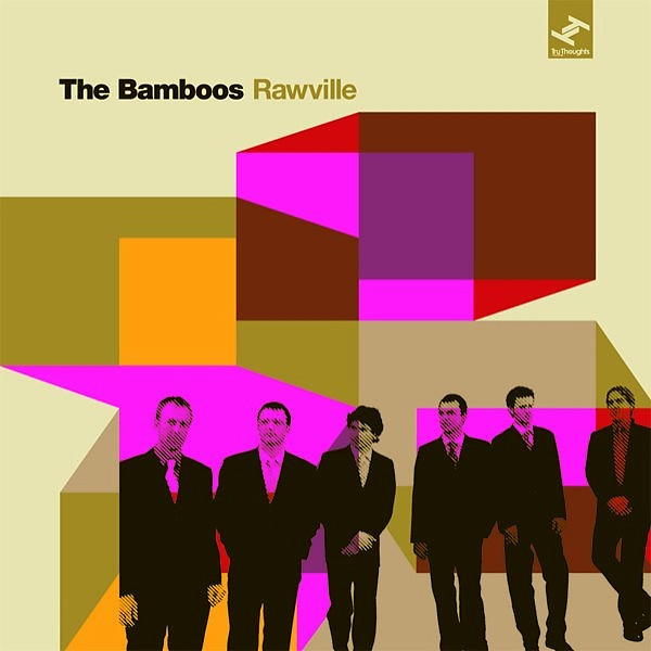 The Bamboos Rawville CD