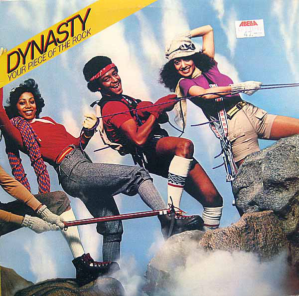 Dynasty Your Piece Of The Rock Vinyl