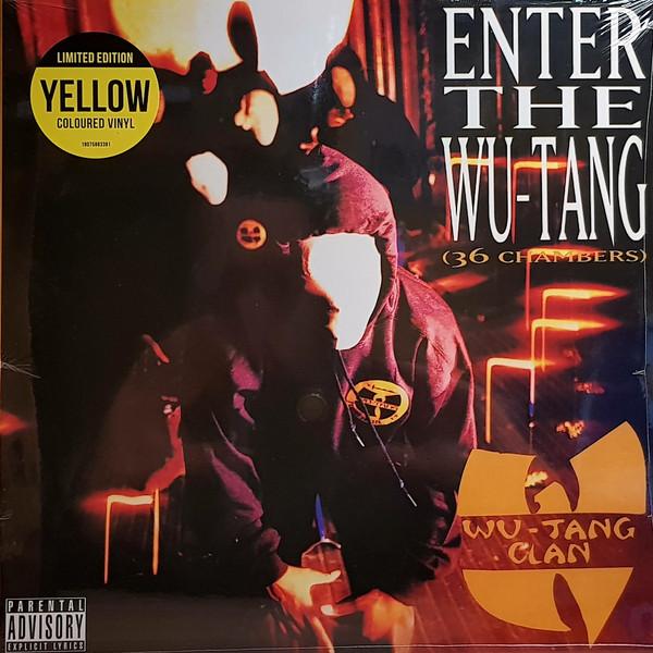 Wu-Tang Clan Enter The Wu-Tang (36 Chambers) Vinyl