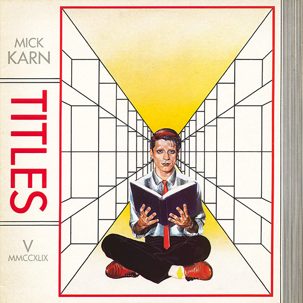 Karn, Mick Titles Vinyl