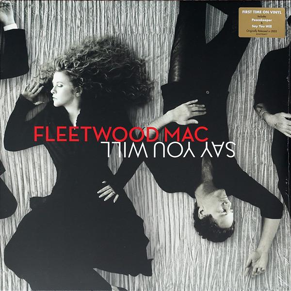 Fleetwood Mac Say You Will Vinyl