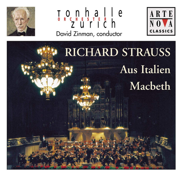 Strauss, Richard Aus Italien, MacBeth (Orchestral Works, Vol. 1)