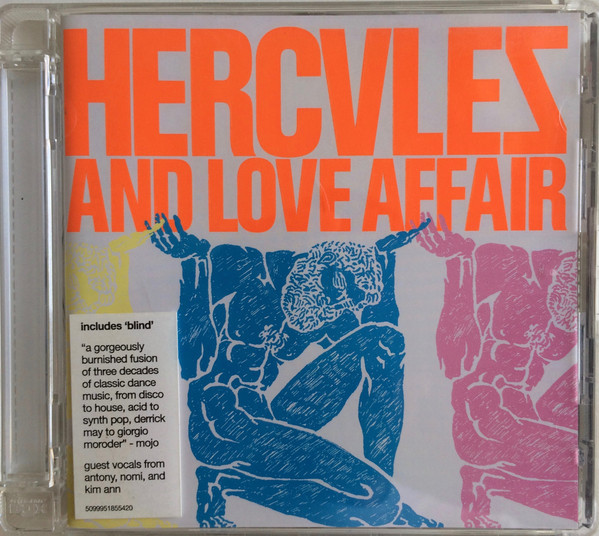 Hercules And Love Affair Hercules And Love Affair