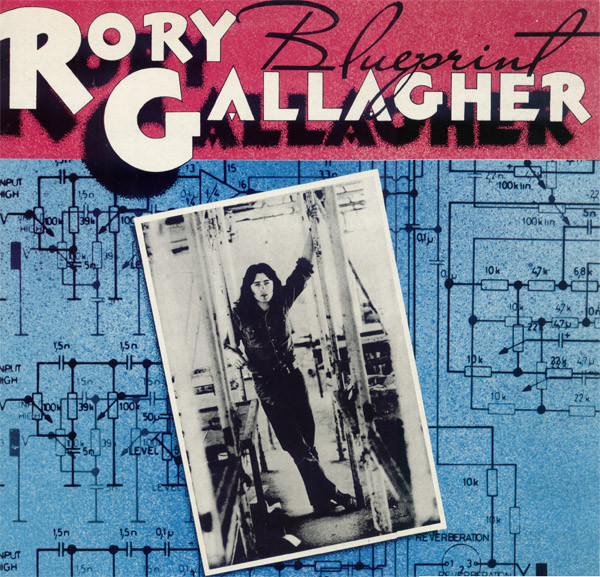 Gallagher, Rory Blueprint