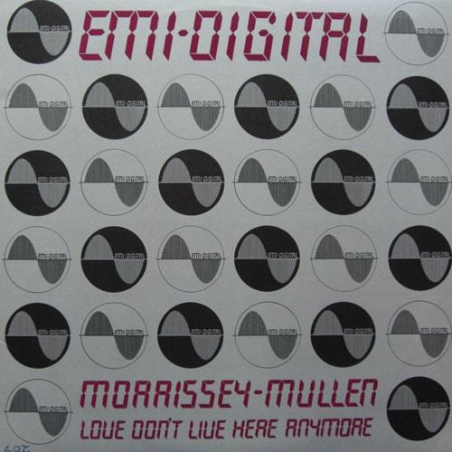Morrissey-Mullen Love Don't Live Here Anymore Vinyl