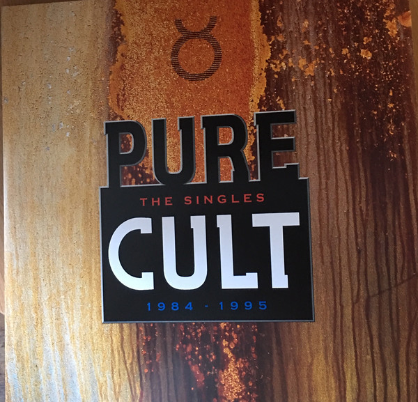 The Cult Pure Cult The Singles 1984 - 1995