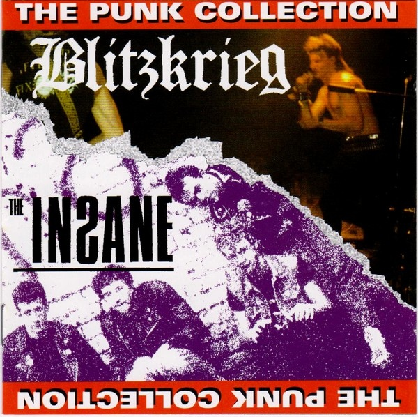 Blitzkrieg / The Insane The Punk Collection