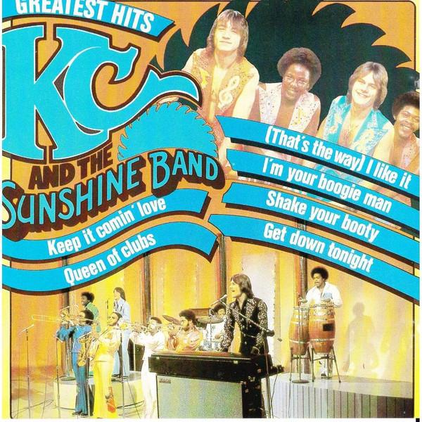 KC & The Sunshine Band Greatest Hits Vinyl